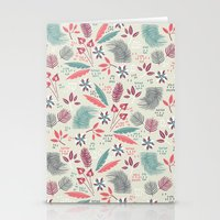 Forest Twilight  Stationery Cards