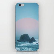 Peach Sunrise iPhone & iPod Skin