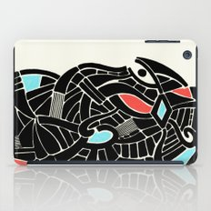 - face for the storm - iPad Case