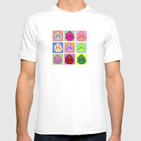 Lumpy Space Prince Ala W… Mens Fitted Tee White SMALL