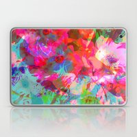 NEON GARDEN Laptop & iPad Skin