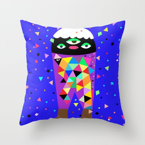 Lester Throw Pillow