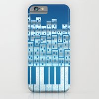 iPhone & iPod Case featuring City of Amp by Ifan Rofiyandi