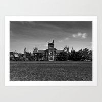 University College Main … Art Print