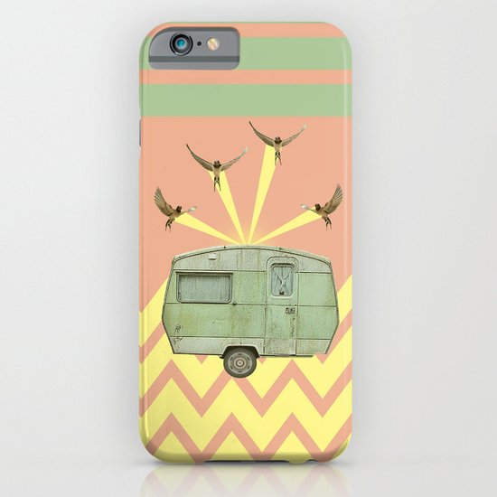 The best way to travel iPhone & iPod Case