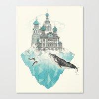 st peters-burg Canvas Print