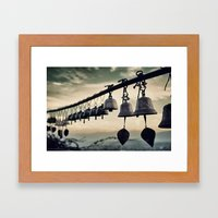 Hyms Framed Art Print