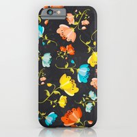 iPhone & iPod Case featuring SUMMER FLOWER by Ylenia Pizzetti