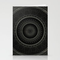 Inner Space 5 Stationery Cards