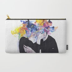 intimacy on display Carry-All Pouch
