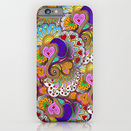 Such a perfect day iPhone & iPod Case