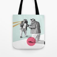 mirror, mirror on the wall. Tote Bag