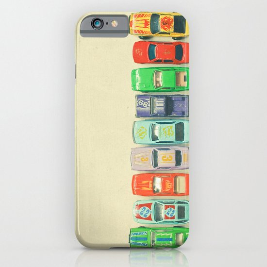 Get Set Go iPhone & iPod Case