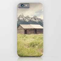 Summer In The Tetons iPhone 6 Slim Case