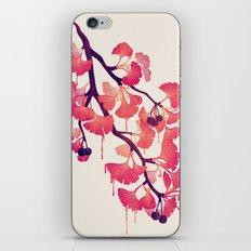 O Ginkgo iPhone & iPod Skin