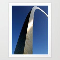 The Gateway Arch, St. Louis Art Print