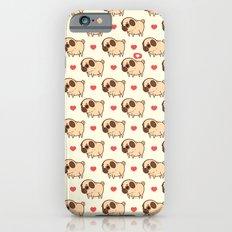 Puglie Heart Pattern Slim Case iPhone 6s