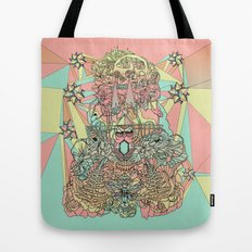 the functioning parts Tote Bag