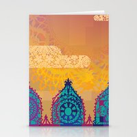 Chantily Castle II Stationery Cards