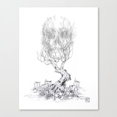 Extinction  Canvas Print