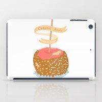 Caramel Apple Om Nom Nom iPad Case