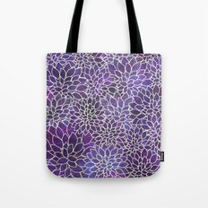 Floral Abstract 13 Tote Bag
