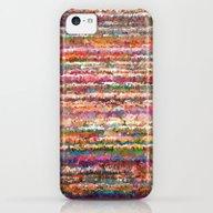 Colorful iPhone 5c Slim Case