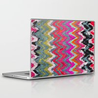 chevron Laptop & iPad Skins featuring Chevron * by Mr and Mrs Quirynen