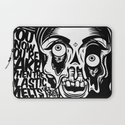 You know you're fake. Laptop Sleeve