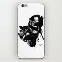 A DIFFERENT KETTLE OF FI… iPhone & iPod Skin