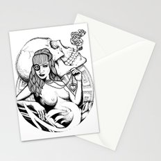 War & Peace Stationery Cards
