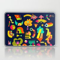Schema 5 Laptop & iPad Skin