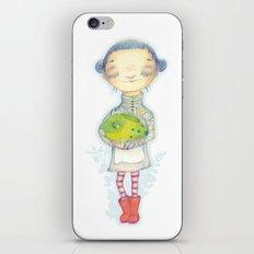 Magic Frabbit iPhone & iPod Skin
