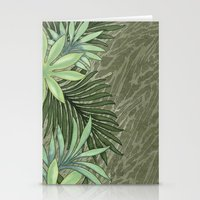 A Run Through the Jungle Stationery Cards