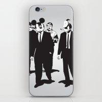 Walt's Protection Crew iPhone & iPod Skin
