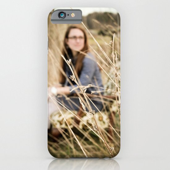 Bethany in the Wild iPhone & iPod Case
