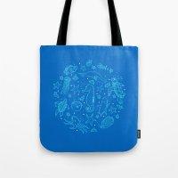 Oceanesque Tote Bag