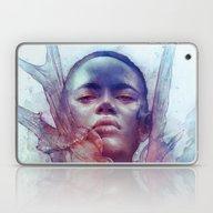 Laptop & iPad Skin featuring Prey by Anna Dittmann