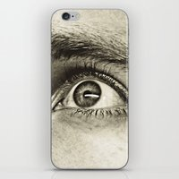 Fright iPhone & iPod Skin