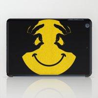Make You Smile iPad Case