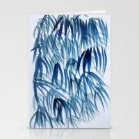 Blue Breeze Stationery Cards