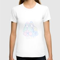 It Takes Time To Heal Womens Fitted Tee White SMALL