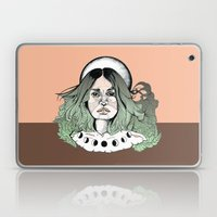 Magic Moon Laptop & iPad Skin