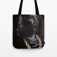 My Jesus Chain Tote Bag