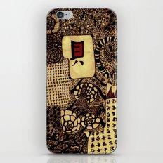 life 2 iPhone & iPod Skin