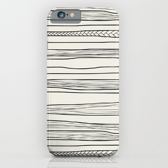 stripes n0 iPhone & iPod Case