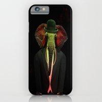 Elephant Man 017 iPhone 6 Slim Case
