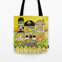 Your Home Is Your Castle Tote Bag