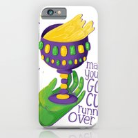 iPhone & iPod Case featuring Go-Cups by Julia Lavigne