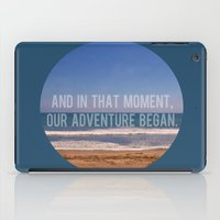 And In That Moment, Our … iPad Case